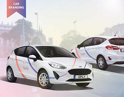 OPLY Car sharing