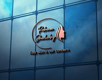 Reham Shalaby Logo