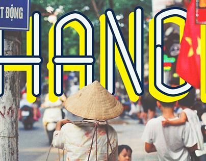 Greetings from Hanoi