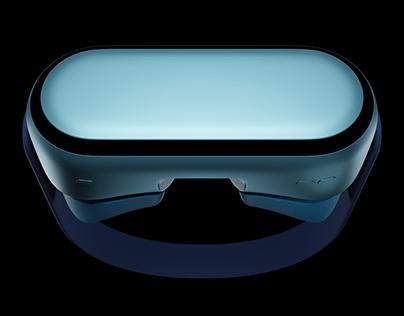 Apple VR/AR Headset