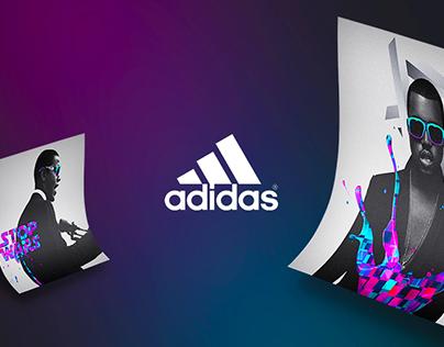 REVOLT / Adidas — ®