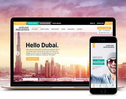 The Digital Transformation of Alawwal Bank