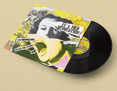 It´s her revolution · Discos de vinilo