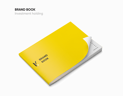 Investment holding Brand book