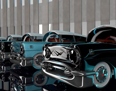 Chevy Bel Air Model