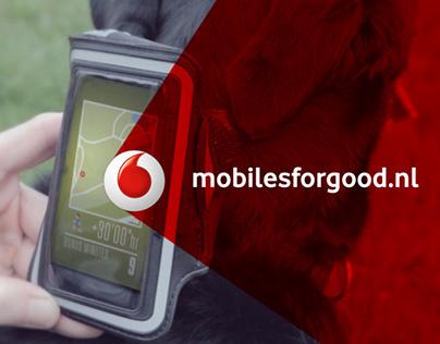 Vodafone - Mobiles for Good 2014