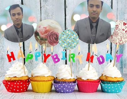 Happy birthday edit