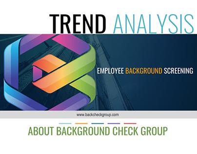 Backcheck Group company profiling brochure