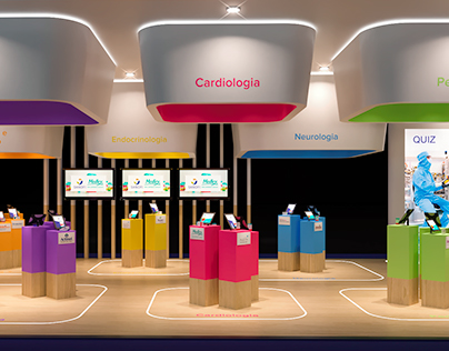 Exhibit Design, Sanofi & Medley