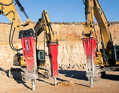 Spot Promove Demolition Equipment 2017