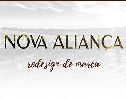 Branding Cooperativa Agroindustrial Nova Aliança