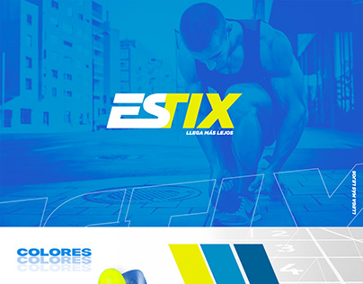ESTIX - Branding, naming and website