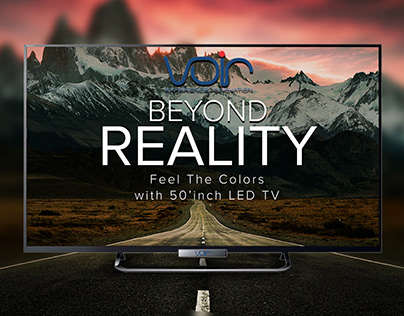 VOIR Smart Tv Branding