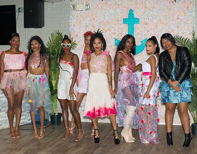 Vesper Pool Club Fashion Show