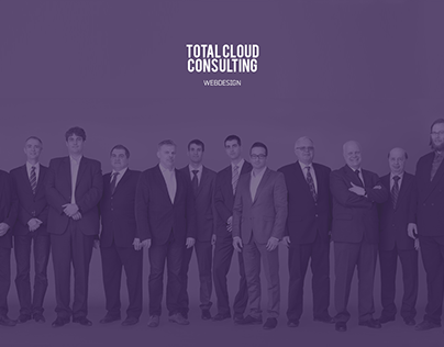TOTAL CLOUD CONSULTING // Website design
