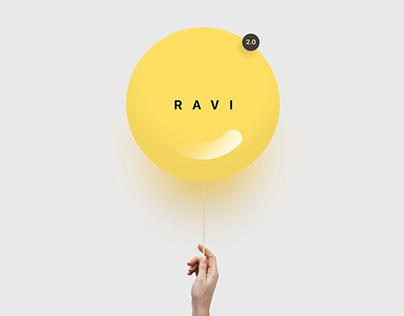 FREE - RAVI Presentation Templates