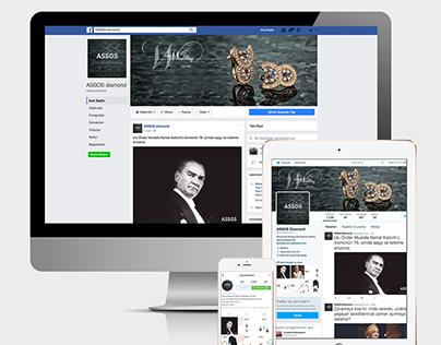 Assos Diamond Sosyal Medya Yönetimi