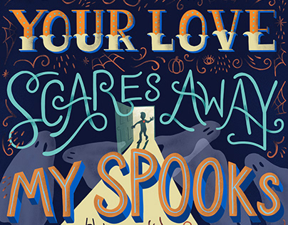 Your Love Scares Away My Spooks