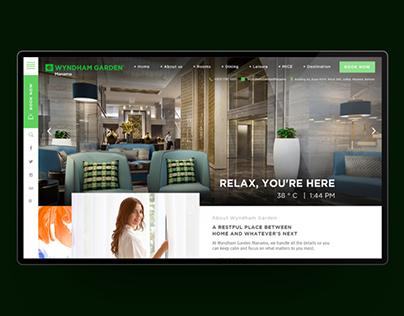 Wyndham Garden Manama - Hotel Website
