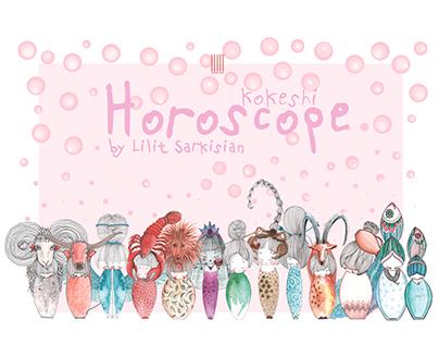 KOKESHI horoscope