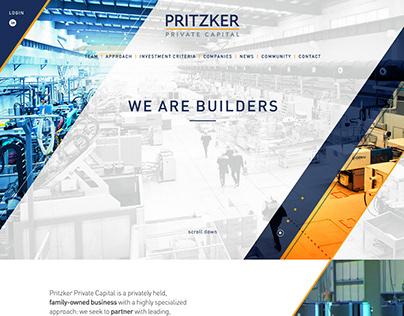 Pritzker Website