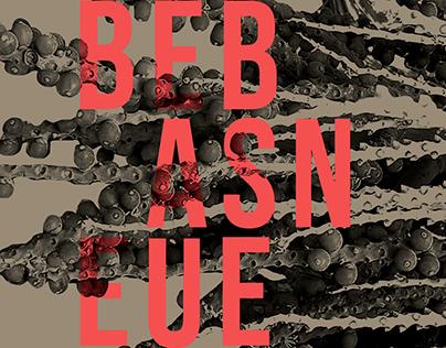 Bebas Neue: Promo CD packaging