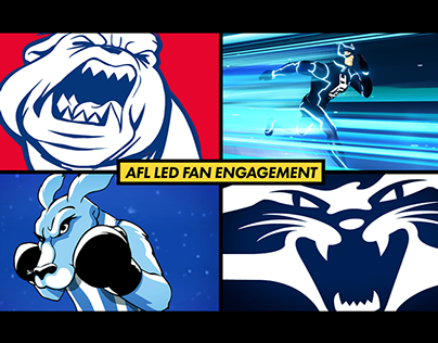 AFL | LED Fan Engagement