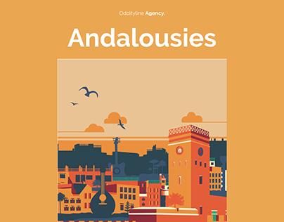 Les Andalousies Atlantiques