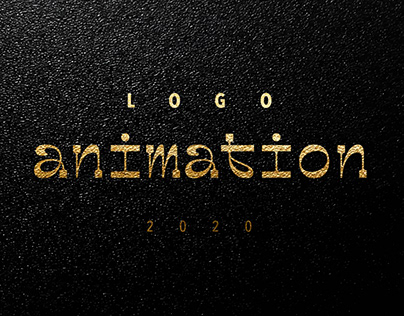 Logo Animations. Collection 2020