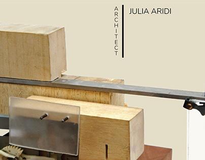 Julia Aridi Work Portfolio