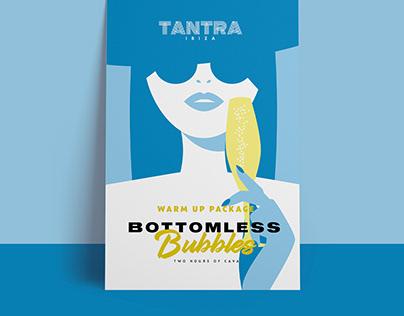 Tantra Bottomless Bubbles