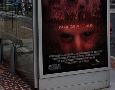 Narrative Movie Poster Series