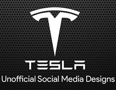 Tesla social media campaign