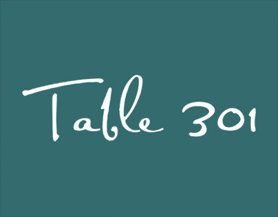 Table 301 catering event with the YMCA