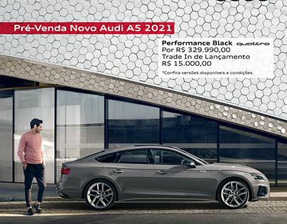 posts mídias sociais Audi Center Sorocaba