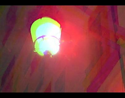 Expérimentations sur la couleur (vidéo)