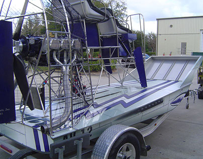 Air Boat Wrap