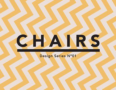 CHAIRS - Design Series Nº01