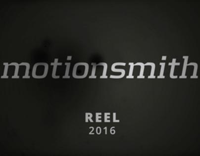 MotionSmith REEL 2016