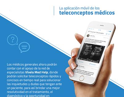 Vívela Med Help - Mobile App & Video