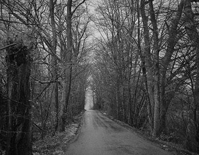 Black & White | Чёрно-белая