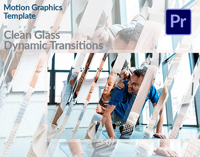 Clean Glass Dynamic Transitions MOGRT