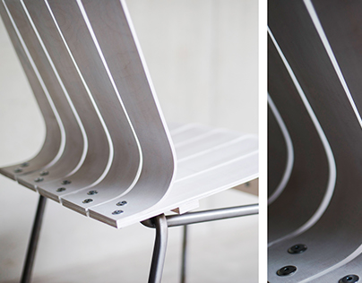 Experimental chair