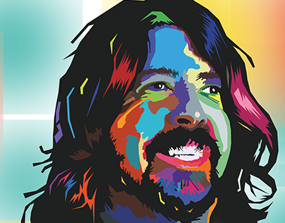 WPAP's and Illustrations of Various Musicians