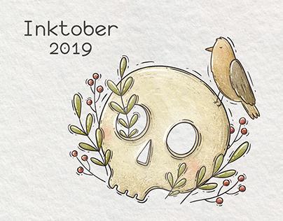 ìnktober 2019 Digital art project. 31 days of drawing.