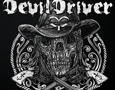 Devil Driver - Six Guns