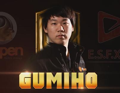 FXO.Gumiho and FXO.Lucky Dreamhack Summer 2013 promo