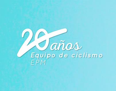 Equipo de Ciclismo 2018 - EPM