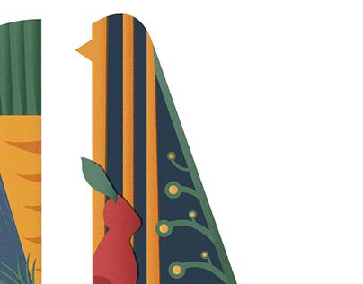 Campanha de Páscoa - Quetzalli