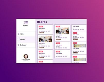 Kanban / Schedule